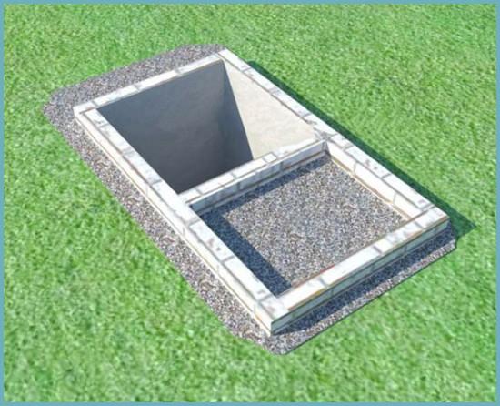 Построить кирпичный туалет на даче своими руками 393
