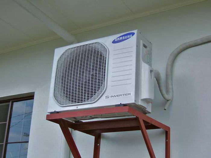 Installieren Sie die Klimaanlage mit Ihren eigenen Händen ...