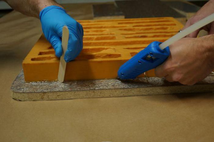 Как изготовить формы для искусственного камня своими руками 81