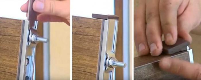 Как установить дверь на роликах своими руками 83