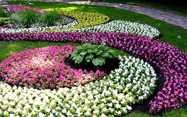 Come creare un giardino fiorito elegant come fare un bel - Come creare un bel giardino ...