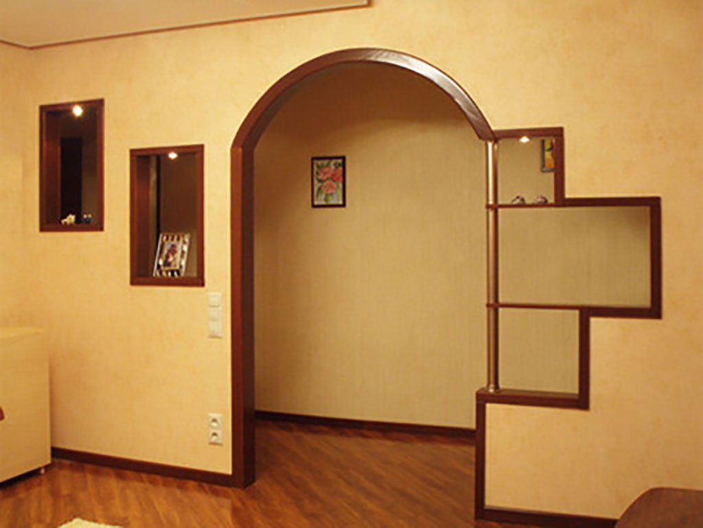 Come Rivestire Le Porte come decorare la porta. varianti di rivestimento in pietra