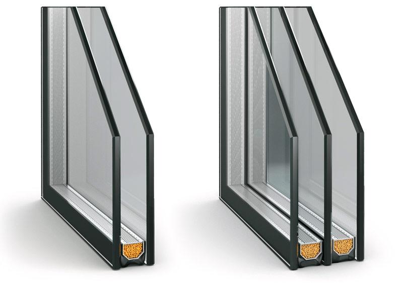 La elección de ventanas de plástico: ventanas de doble ...